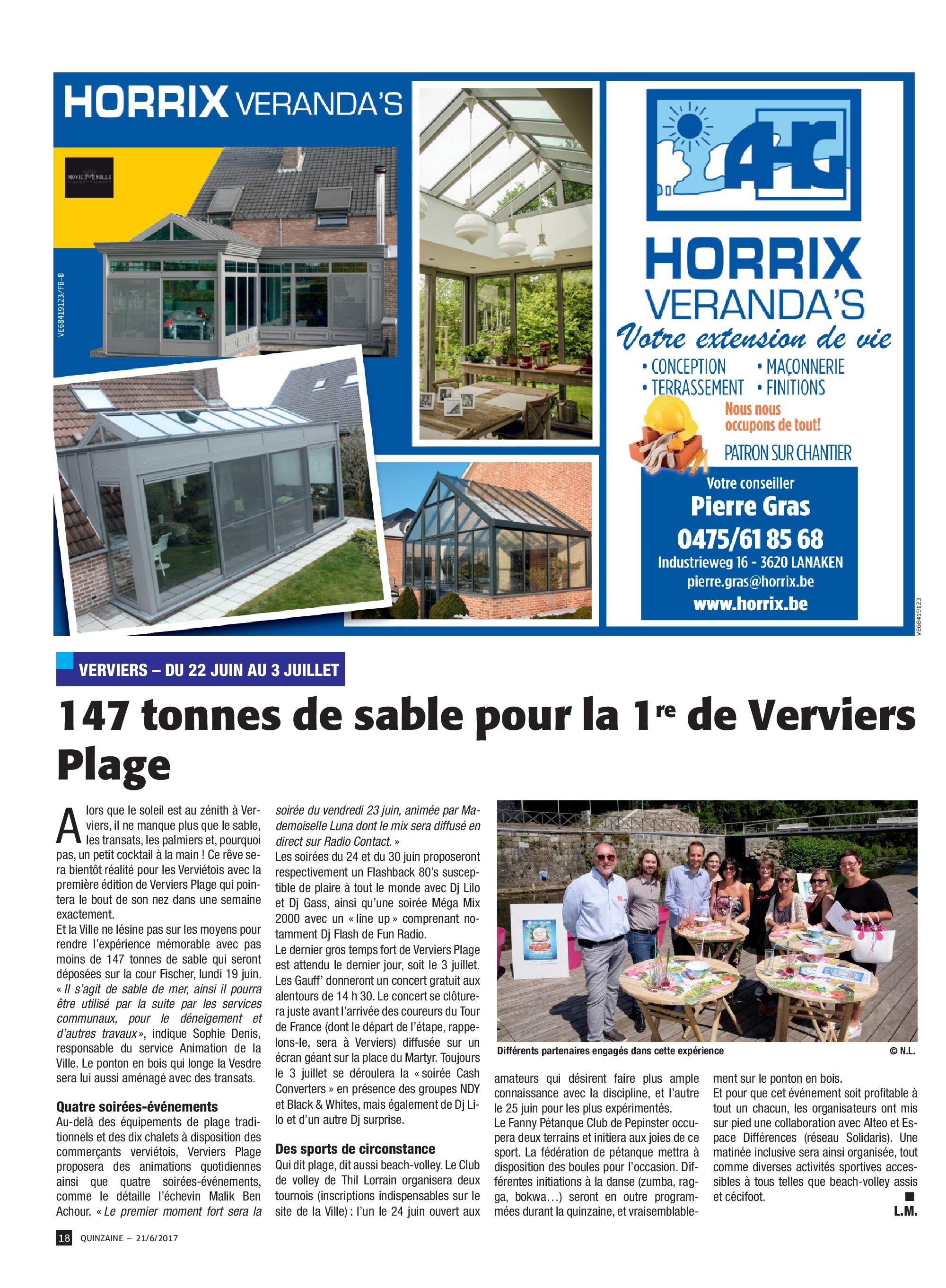La Ville De Verviers Par Son Dynamisme Economique D Avant Garde Et